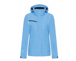 ICEPEAK JAKET WOMAN BLUE