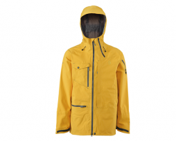 scott jacket ridge men yellow